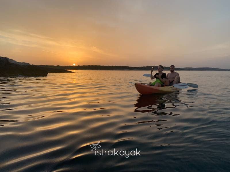 Guided Sunset Kayaking Tour